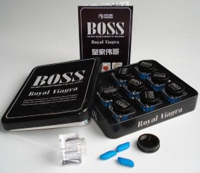 Boss Royal  (1 баночка 3 табл.) Boss Royal (1 баночка 3 табл.)